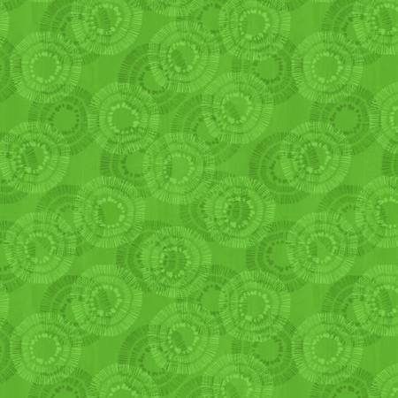 Lime Circle Burst