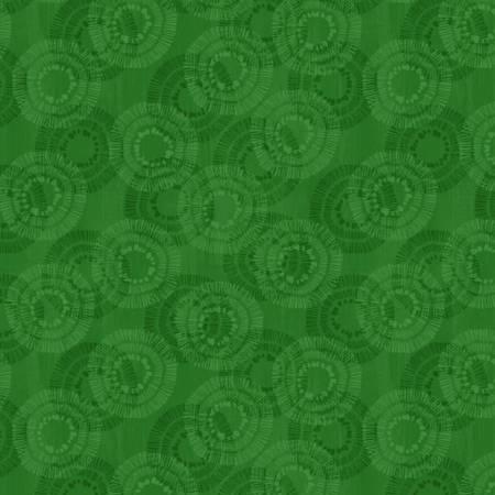 Green Circle Burst