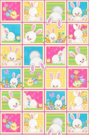 *Bunny Squares Multi