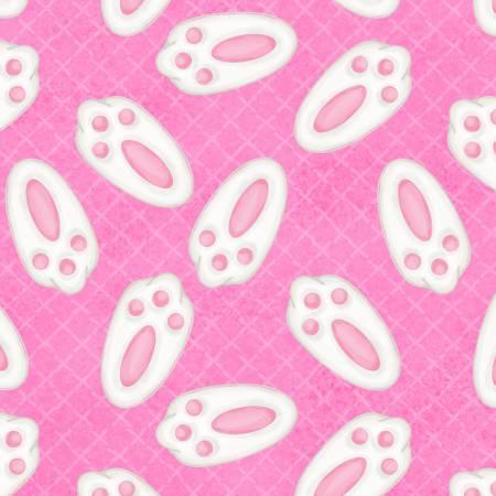 Bunny Feet Pink