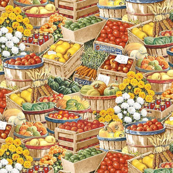 Wilmington - Bringing in The Harvest-Multi Harvest Basket -  68786-532