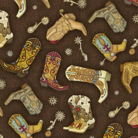 RR Cowboy Boots 6905-33