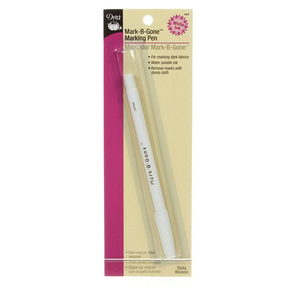 Mark-B-Gone Marking Pen White