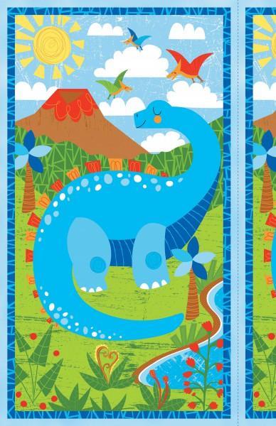 Dandy Dinos Large Panel