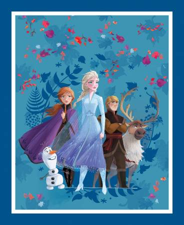 Disney Frozen 2, Friends Forever Chacaters Panel