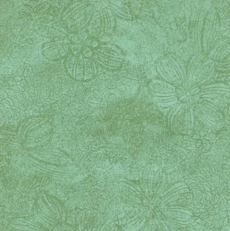 RJR Jinny Beyer Color Palette #60 Mint Flower