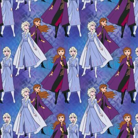 Disney Frozen 2 - Elsa & Anna Together