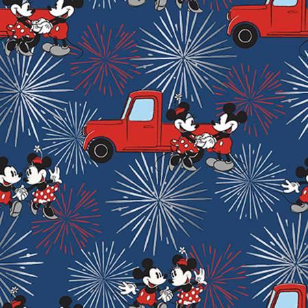 Disney Mickey & Minnie Fireworks w/Metallic