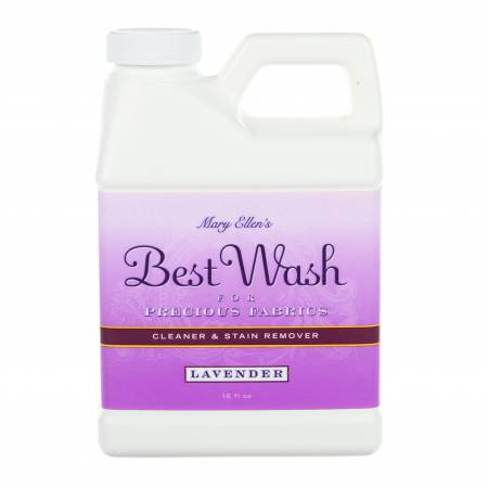 Best Wash Quilt Cleaner Acid Free PH Neutral No Bleach or Sulfates 16oz *