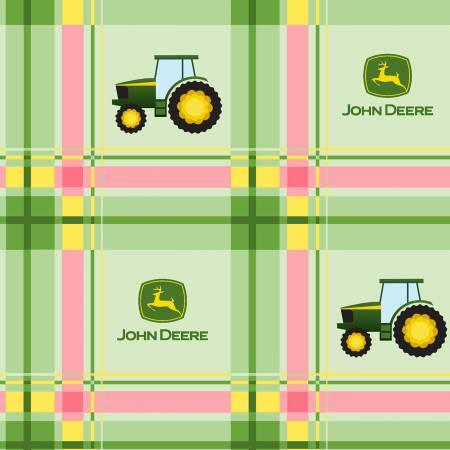 John Deere Plaid-Multi