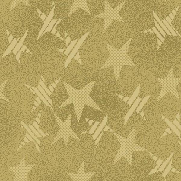 Buggy Barn Basics Light Olive Green Stars