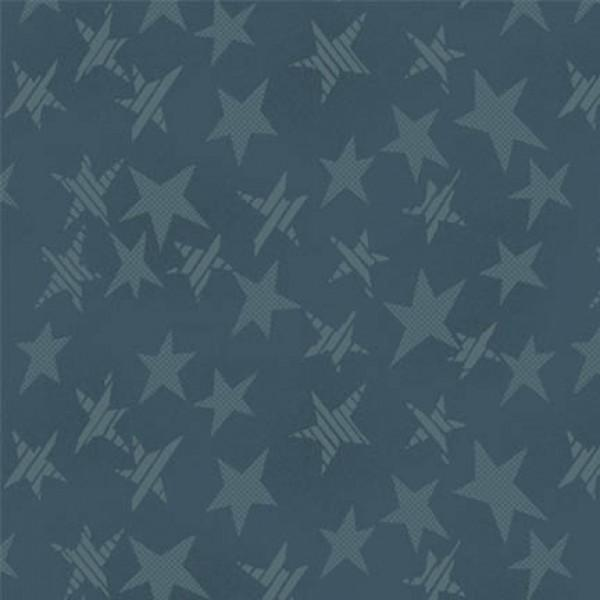 Medium Blue Stars