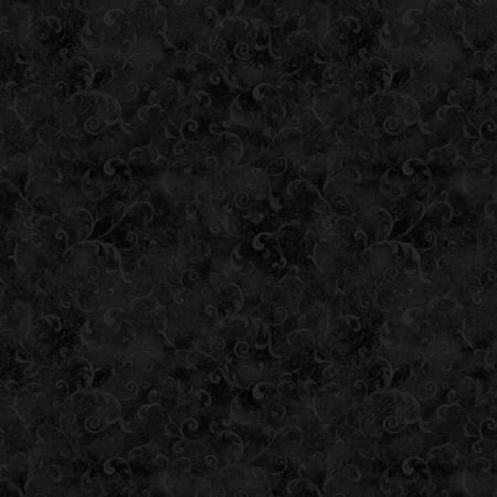 Filigree 108in Wide Back Black 5117
