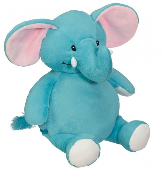 Elford Elephant Buddy Turquoise 16in