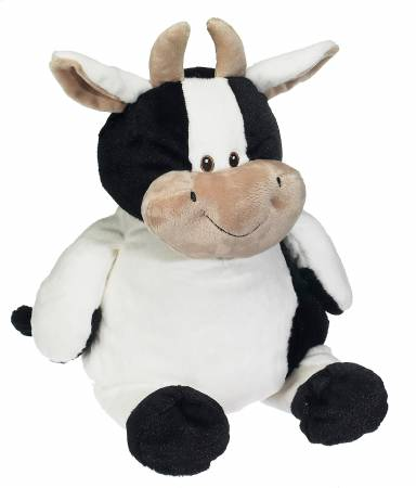 MooMoo Cow Embroidery Buddy 16in