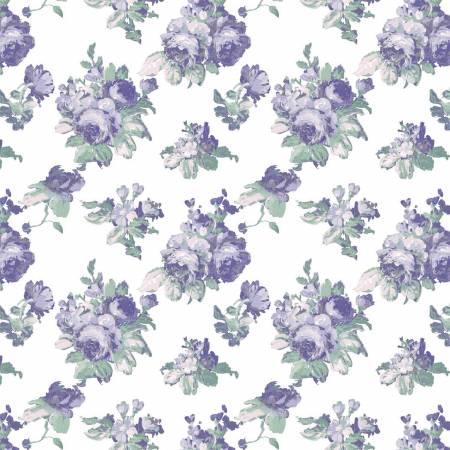 The Violetta- White /Violets #71180201 02