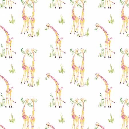 White Sweet Giraffes, Girls Collection