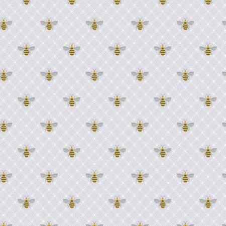 Summer Blooms-Bee Gray