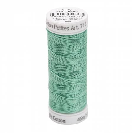Cotton Thread 2-ply 12wt 50yds Mint Julep