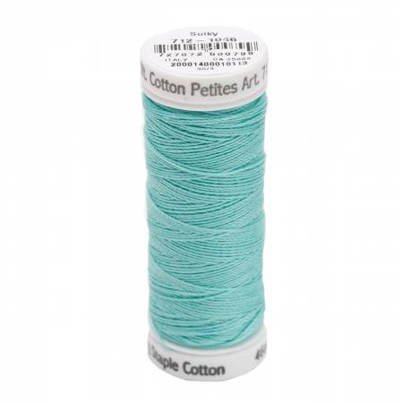 Sulky Cotton Petites Thread 1046 Teal