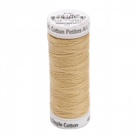 Sulky Cotton Petites Thread 1070 Gold