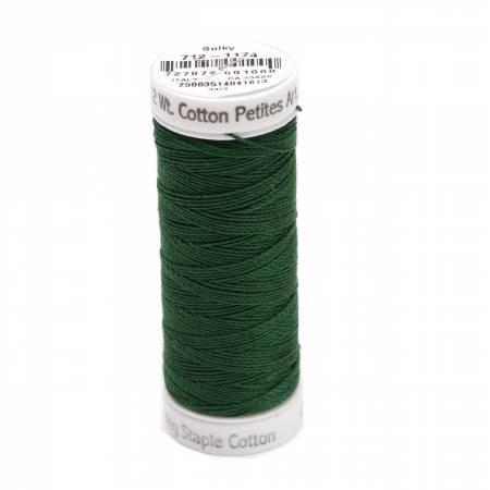 Sulky Cotton Petites Thread 1174 Dark Pine Green