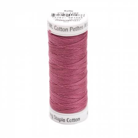 12wt Cotton Petite 50 yds Fuchsia