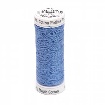 Cotton Thread 2-ply 12wt 50yds Dust Navy