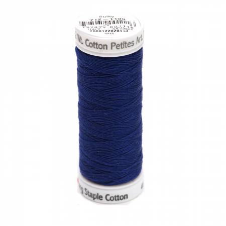 Cotton Thread 2-ply 12wt 50yds Admiral Navy
