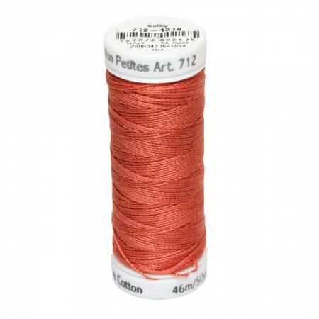 12wt Cotton Petites 50yd Med Maple