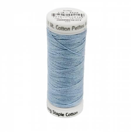 12wt Cotton Petites 50yd Lt Baby Blue