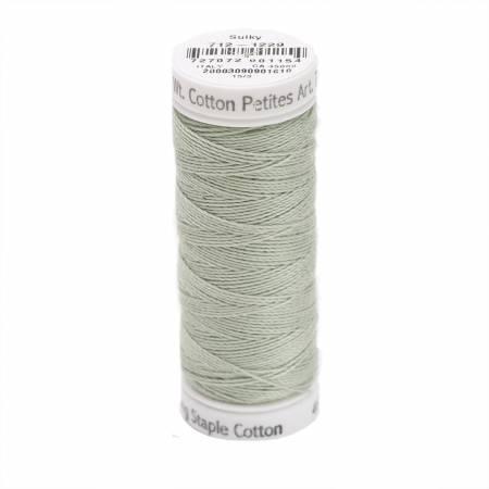 Cotton Thread 2-ply 12wt 50yds Light Putty