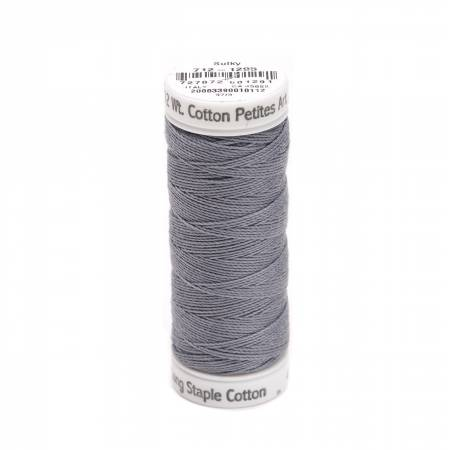 Cotton Thread 2-ply 12wt 50yds Sterline