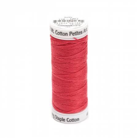Cotton Thread 2-ply 12wt 50yds Petal Pink