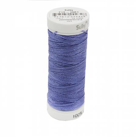 12wt Cotton Petites 50yd Deep Hyacinth