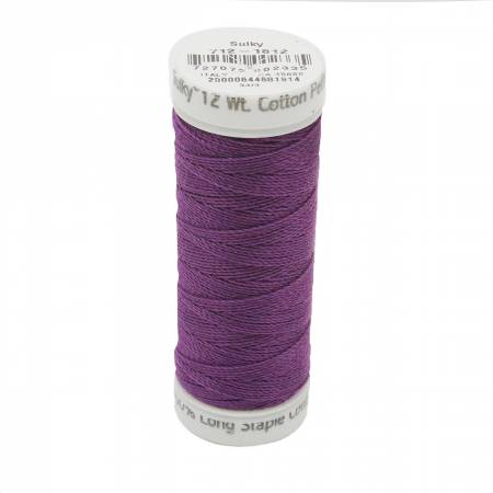12wt Cotton Petites 50yd Wildflower
