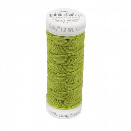 12wt Cotton Petites 50yd Japanese Fern