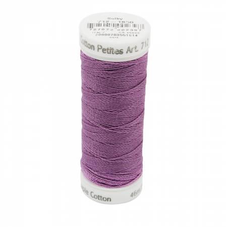 12wt Cotton Petites 50yd Lilac
