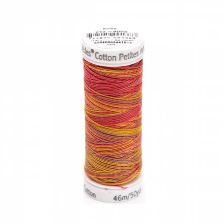 Blendables Cotton Thread 2-ply 12wt 50yds Autumn