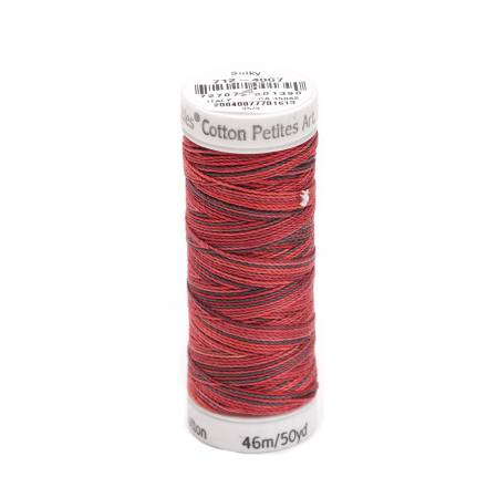 Blendables Cotton Thread 2-ply 12wt 50yds Red Brick