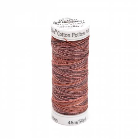Blendables Cotton Thread 2-ply 12wt 50yds Milk Chocolate