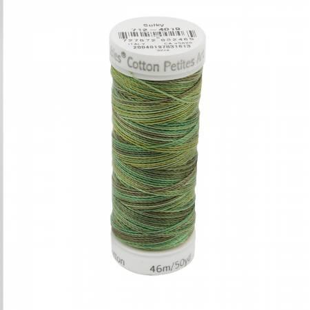 12wt Blendables Cotton Petites 50yd Forest Floor