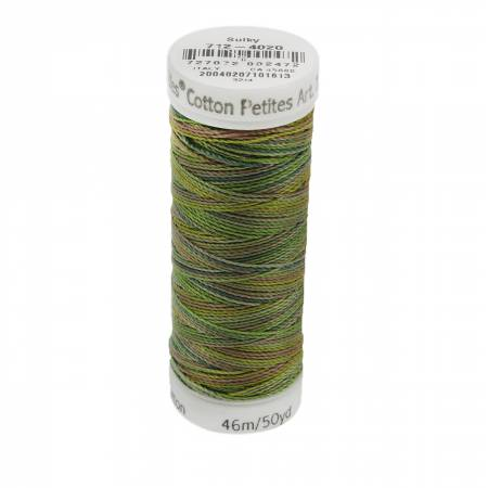 Sulky Blendables 12wt Moss Medly