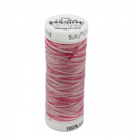 Blendables Cotton Thread 2-ply 12wt 50yds Sweet Rose