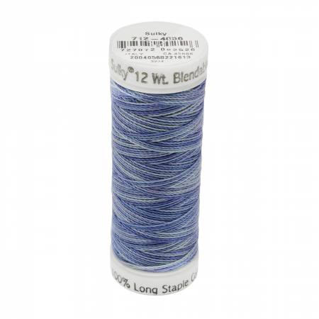 Sulky Blendables 12wt Periwinkles