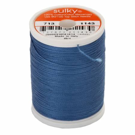 Cotton 12wt 330yd True Blue