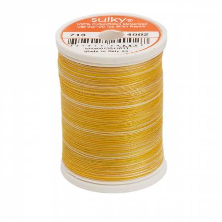 Sulky 12 wt  Blendables 713-4002 Buttercream