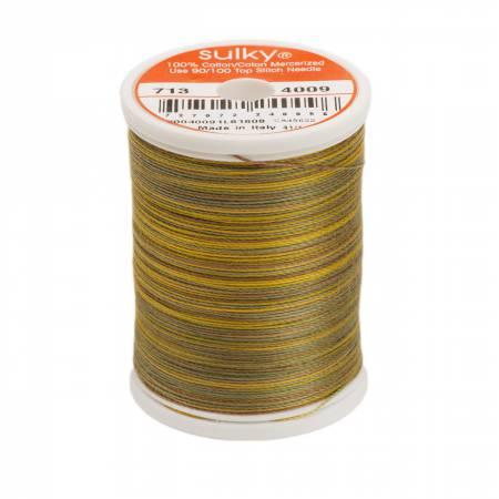 Blendables Cotton Thread 2-ply 12wt 660d 330yds Foliage