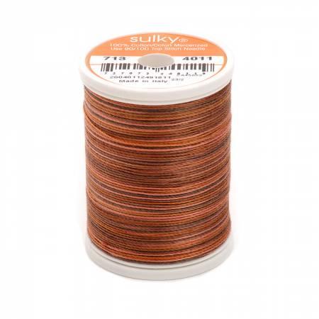 Blendables Cotton Thread 2-ply 12wt 660d 330yds Milk Chocolate