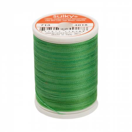 Blendables Cotton Thread 2-ply 12wt 660d 330yds Summer Grass